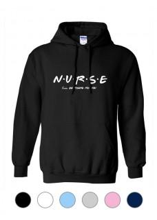 Gildan Hoodie Nurse For You
