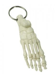 Schlüsselanhänger Fuß