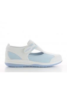 Oxypas Candy Weiß/Blau