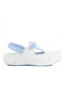 Oxypas Carin Weiß/Blau