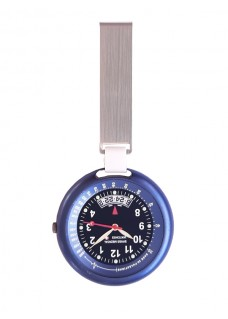 Swiss Medical Uhr Professional Line Stahlblau L.E.