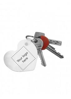 Schlüsselanhänger mit eigenem Logo