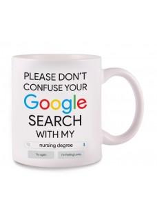 Tasse Google Nurse