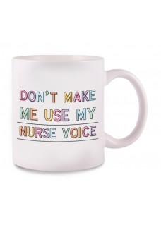 Tasse Nurse Voice