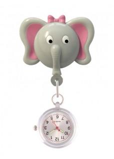 Jojo Schwesternuhr Elefant
