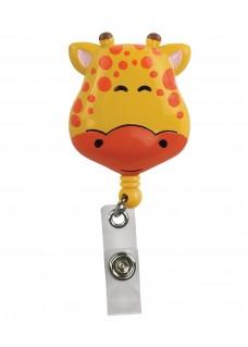 Ausweis Jojo Giraffe