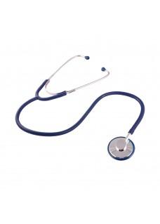 Stethoskop Basic Einseitig Blau