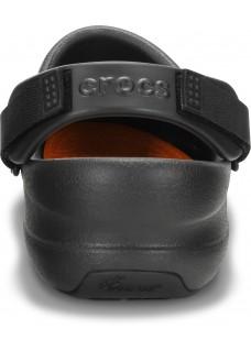 AUSLAUFMODELL: größe 3738 Crocs Bistro Pro Schwarz