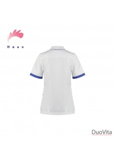 Haen Kasack Fijke White/Royal Blue