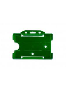 Kartenhalter Grün