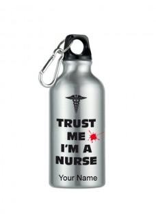 Trinkflasche Trust Nurse