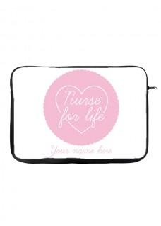 "Tablet-Tasche 10"" Nurse for Life"