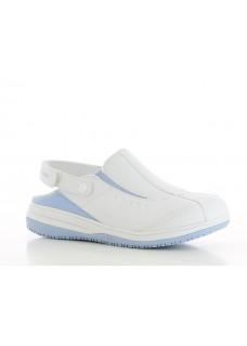Oxypas Iris Weiß/Blau
