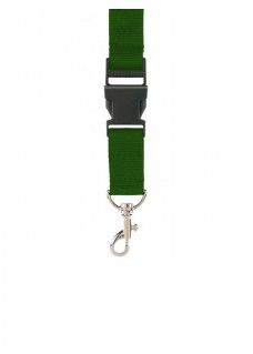Sicherheits-Schlüsselband Grün