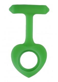 Silikongehäuse Herz Grün