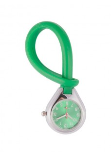 Silikon Hosenbund Uhr Grün