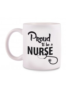Tasse Proud to be a Nurse 4