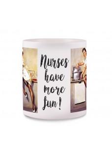 Tasse Nurses More Fun