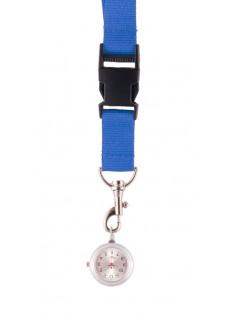 Schlüsselband Uhr Blau