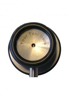Lehrstethoskop Basic Schwarz