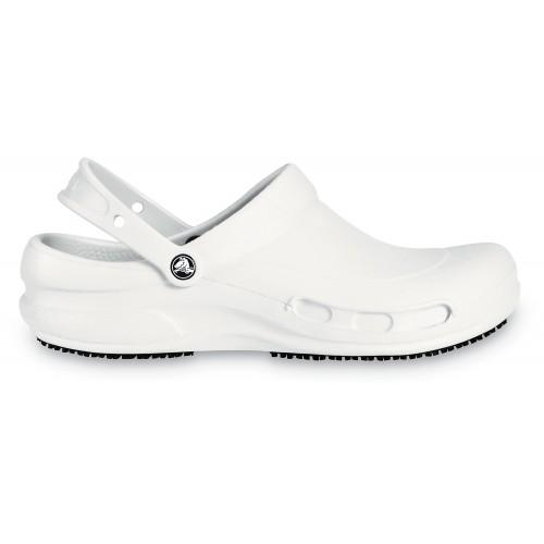 AUSLAUFMODELL: größe 4142 Crocs Bistro Weiß