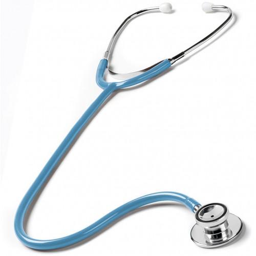 Doppelkopf Stethoskop Blau