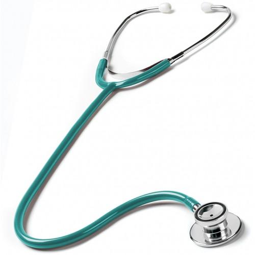 Doppelkopf Stethoskop Teal