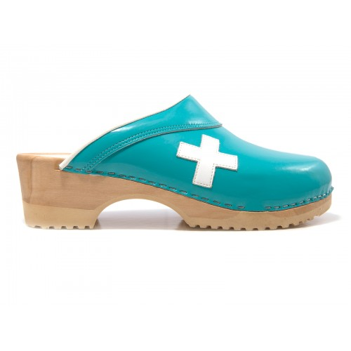 OUTLET größe 41 Tjoelup First Aid Aqua White