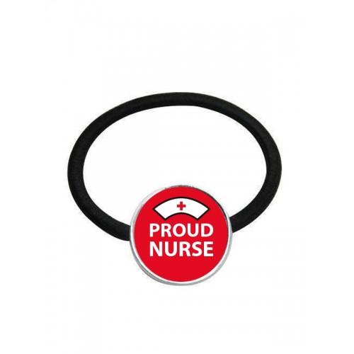 Haargummi Proud Nurse