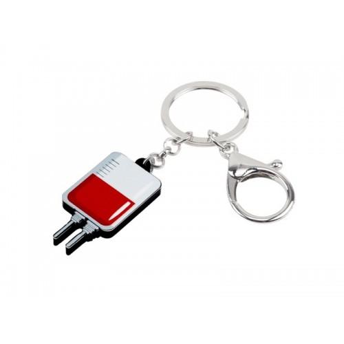 Schlüsselanhänger Infusionsbeutels