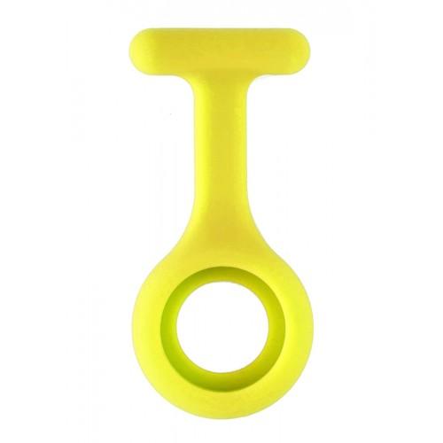 Silikongehäuse Gelb