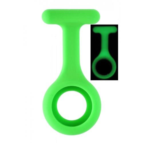 Silikongehäuse Glow Grün