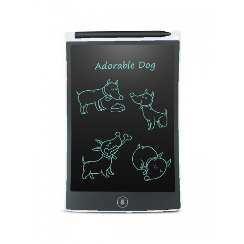 LCD Tablet 8,5 inch Weiß