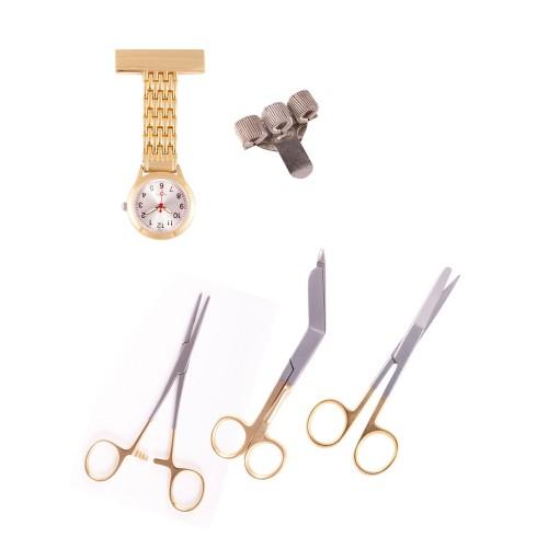 Set Persönliche Ausrüstung Gold
