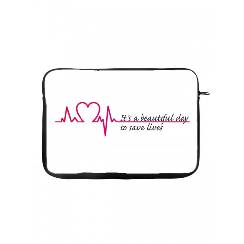 """Tablet-Tasche 10"""" Beautiful Day"""