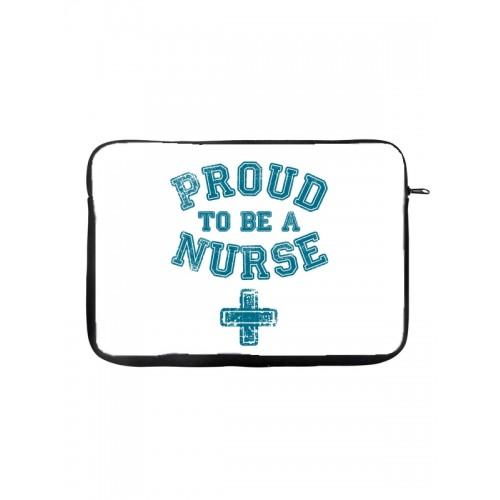 "Tablet-Tasche 10"" Proud Nurse"